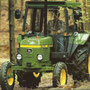 John Deere 1140 Traktor mit FSC Kabine (Quelle: John Deere)