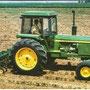 John Deere 4230 Traktor mit SG2 Kabine (Quelle: John Deere)