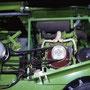 Deutz-Fahr Gigant 400 Antriebsstrang (Quelle: SDF Archiv)