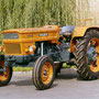 Fiat 850 Traktor (Quelle: Centro Storico Fiat)