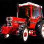 IHC 885 XL Allradtraktor mit XL-Kabine (Quelle: Hersteller)