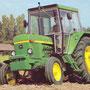 John Deere 3130 Traktor im Design nach 1975 (Quelle: John Deere)