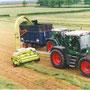 Fendt Xylon 524 (Quelle: Classic Tractor Magazine)