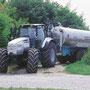 Lamborghini R7.200 Traktor (Quelle: SDF Archiv)