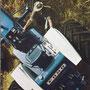 Ford 8000 und 9000 Traktor - Fahrerstand (Quelle: CNH)