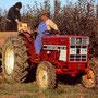 IHC E633 Plantagenschlepper (Quelle: Hersteller)