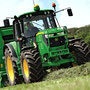 John Deere 6125M Traktor (Quelle: John Deere)