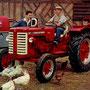 IHC Farmall F-240St Traktor (Quelle: Hersteller)