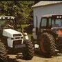 Zwei Case Traktoren vom Typ 2094