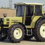 Hürlimann H-488T Traktor (Quelle: SDF Archiv)