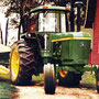 John Deere 4630 Traktor mit SG2 Kabine (Quelle: John Deere)