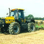 JCB Fastrac 1135 Traktor mit Pflug (Quelle: Classic Tractor Magazine)