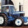 Ford TW10 Traktor (Quelle: CNH)