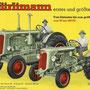 Hürlimann D60 und D600 (Quelle: SDF Archiv)