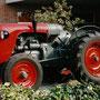 Lamborghini DL 25 Traktor (Quelle: SDF Archiv)