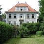 Kulturdenkmal Villa PJK, Sanierung Terrassenbereich