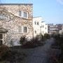 Terrassenhaussiedlung Ravensburg Hochberg, Fussweg Reihenhäuser