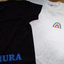 紀北町三浦にある「三浦保育園」様から保育士さん用のTシャツを作りたいと言うことでオーダー頂いたスタッフTシャツです。