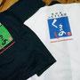 熊野市ふるさと大使さんが着用するハッピをプリント中です。 デザインは以前観光協会さん用に作ったハッピを若干手直ししました。