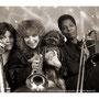 901101#35 (Jenny Hill, Pam Fleming & Nilda Richards) +my dog Sammy