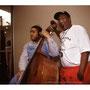 1998 Recording Session +Bill Cosby
