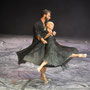 Fabio Dolce et Nina Khokham du ballet de Lorraine