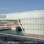 La Villa Méditerranée, Marseille. Architecte Stefano Boeri