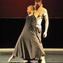 Compagnie 47.49  Chorégraphie de François Veyrunes, danseuse Leïla Pasquier.