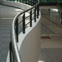 Schneider Eybens détail rampe architectes Arche 5