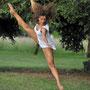 """""""Si"""" compagnie Calabash , danseuse Sarah Perret Vignau"""