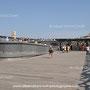le toit terrasse du MuCEM à Marseille, architecte Rudy Riciotti (plus d'images du MuCEM dans ma newsletter de septembre 2013)