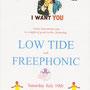 Low tide show