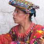 Auf dem Markt von Chichicastenango