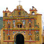 Die Kirche von San Andres Xecul