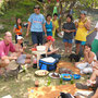 Picknick in San Gil