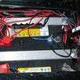 Die Verkabelung in der Batteriebox