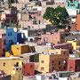 Häuser in Guanajuato