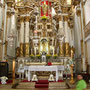 Die Ordenskirche des Konvents Sao Francisco