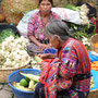 Auf dem Markt von Solola