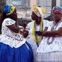 Bahianische Frauen in Tracht