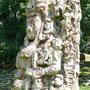 Stele in Copan