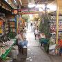 """Auf dem """"Hexermarkt"""" von Chiclayo"""