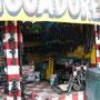 Stossdämpfer-Reparatur-Werkstatt in Mexiko-City