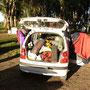 Zu klein geratenes Campingmobil :-)
