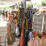 Artesania-Markt in El Bolson