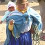 Bäuerin in Otavalo