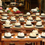 Panama-Hüte