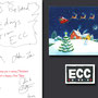 Eastern Conference Champions, Christmas Card, Jan. 2013.