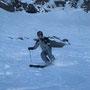 Skifahren Stubaital