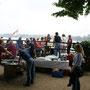 Grillen am Unterbacher See zum kennen lernen
